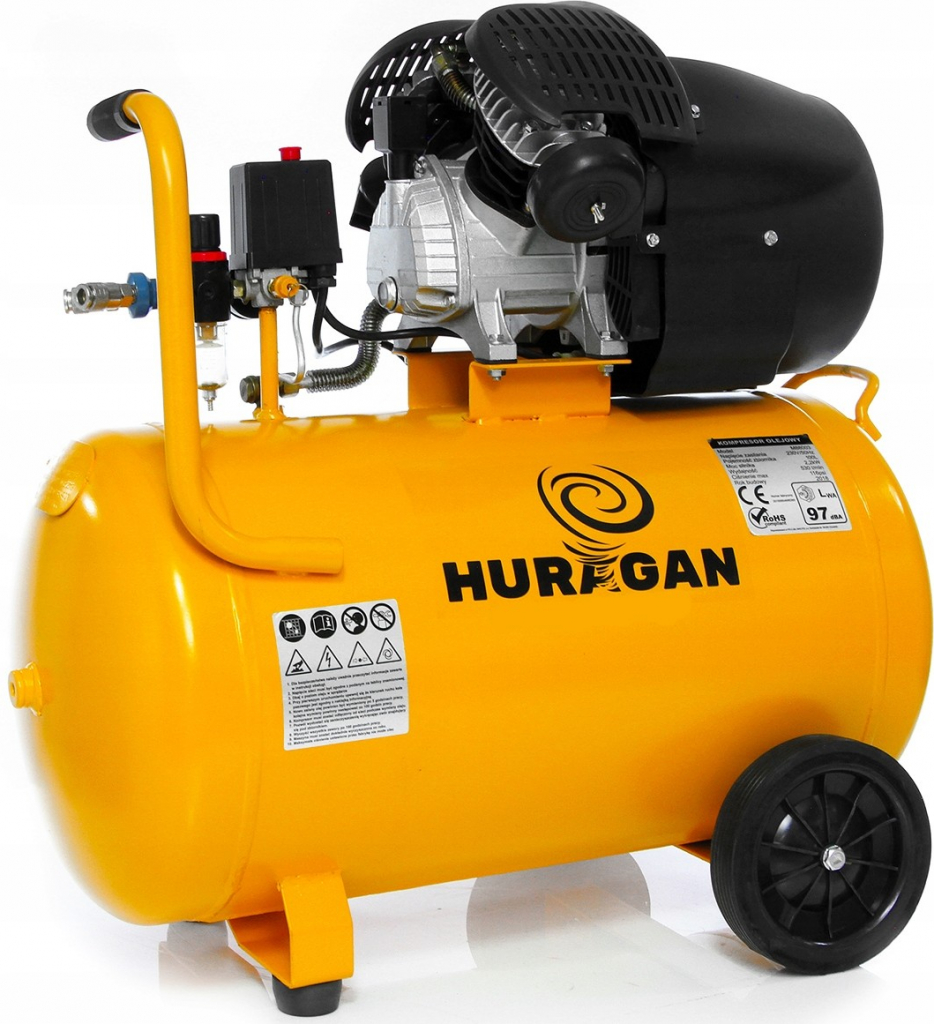 Kompresor Huragan 50L